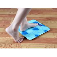 Quality ABS Engineer Plastic Bathroom Weighing Scales With No - Slip Design for sale