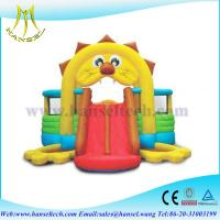 Quality Hansel Frozen Castles Inflatable Bouncer ,Inflatable Slide For Children Toy Games for sale