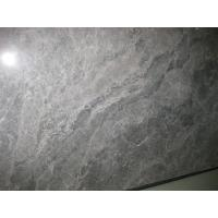 Marble Stone , Marble slab , grey marble ,Silver Fox  marble slab for sale