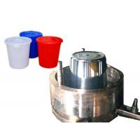 Quality High Precision Plastic Bucket Mould 300 Thousand Times Life Time Corrosion Resistance for sale