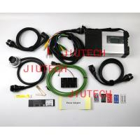 China BENZ star sd connect C5 SD Connect Diagnostic Tool+Dell E6420 laptop  2015/12 version on sale