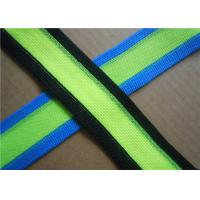 Quality Customized Woven Jacquard Ribbon Polyester Garment Accessory for sale