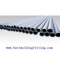 Quality Round Nickel Alloy ERW Pipe Monel 400 / EN 2.4360 / Monel K500 / 2.4375 for sale