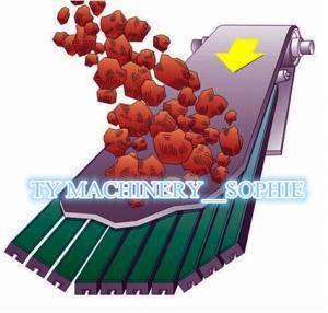 China conveyor impact Bar on sale