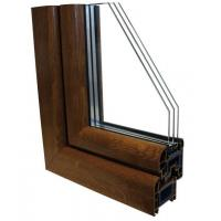 Buy Powder Coated Aluminium Window Profiles For CNC Drilling Milling Machining at wholesale prices