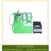 Quality PQ1000 Common Rail Injector Test Bench with ultrasonic bath for sale