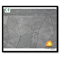 China Xiamen Kungfu Stone Ltd supply Crazy Lavastone Paving Brick  Tiles for Wall and Floor on sale