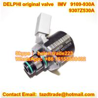 Quality DELPHI Original CR IMV KIT / Inlet Metering Valve IMV 9109-930A/ 9307Z530A / 33115-4X400 for KIA/SSANGYONG / KIA for sale