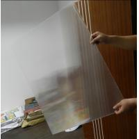 Quality OK3D Lenticular 1.2*2.4m 6mm thickness ps materical 16lpi lenticular plastic materical 3d lenses lenticulars plastics for sale