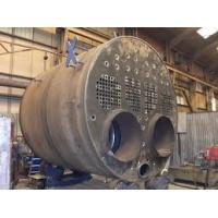 Quality Custom Bituminous Industrial Steam Boilers 1.4-17.5MW Forced Circulation for sale