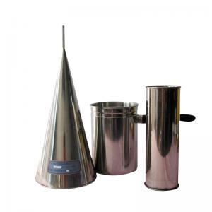 Quality Drilling Fluid Viscosity Marsh Funnel Viscometer Laboratory Instrument for sale