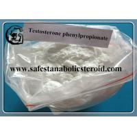 Buy cheap Anabolic Raw Steroid Powders Testosterone Phenylpropionate CAS 1255-49-8 from wholesalers