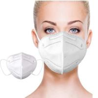 Quality KN95 Anti Dust Ear Loop Disposable Face Protector Non-Woven Fabrics Safety Protection for sale