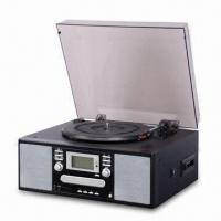 China Nostalgia CD Player, 3.5mm Jack for Aux-in Function with Cable, Built-in 2x Full Range Speaker on sale