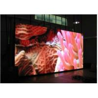 Quality Full Color Super Slim LED Display Screen P3.91mm 140 Degree For Stage Event Advertising for sale