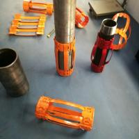 Colorful Single Piece Centralizer Heat Treated And Hardened Tempered for sale