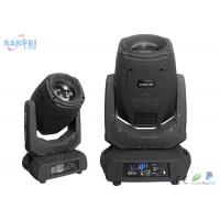 Buy cheap 17R 350 Watt Beam Moving Head Light / Gobo Spot Light For Disco 2000H Lifespan from wholesalers