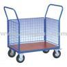 Logistic trolley|Heavy duty platform logistic trolley for sale