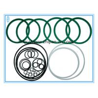 Quality Mechanical Hydraulic Motor Seal Kit , 30 - 90 Shore A Boom Cylinder Seal Kit for sale