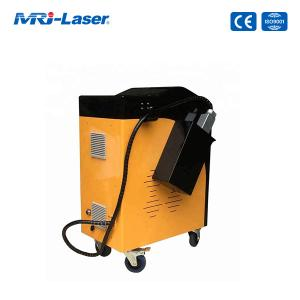 Quality High Technology 100W Rust Cleaning Laser Machine Air Cooling Cleaning for sale
