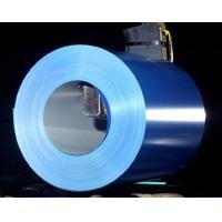 Quality White / Blue JIS, CGCC Soft Prepainted Color Steel Coils / Coil ( PPGI / PPGL) for sale