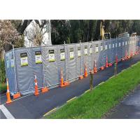 Quality Temporary Acoustic Barriers For Noise Plant and Factory for sale