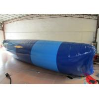 Quality Outdoor Water Park Inflatable Water Games Inflatables Water Bag 8m L 0.9mm Pvc Tarpaulin for sale
