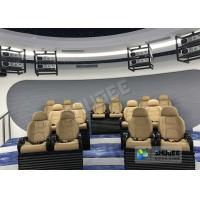 Quality Customized Dome 5D Cinema Theater For Science Museum 200 Seats for sale