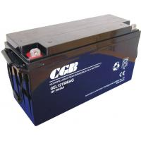 Quality GEL Rechargeable Lead Acid Maintenance Free Battery 12V 150AH for sale