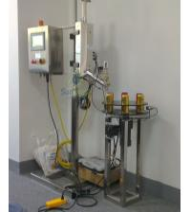 Quality Automatic Linear Liquid Nitrogen Dosing Machine Single-Room Feeding For Liquid for sale
