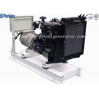 Buy cheap 16KVA 60HZ Electric Starting Perkins Diesel Generator By Engine 1800rpm 403D-15G from wholesalers