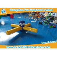 Quality Pool Float Inflatable Water Park Games , Inflatable Dragonfly Water Toys For Entertainment for sale