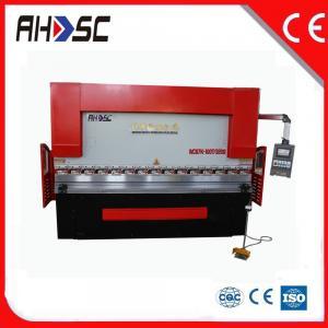 Quality Electric CNC Hydraulic Press Brake, Hydraulic Plate Bender WC67K-200/4000 for sale