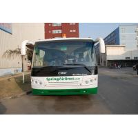 Quality Ramp Bus 13m High Capacity Big Passenger Standing Area for sale