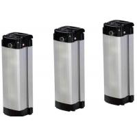 China High Capacity Lithium Ion Battery Pack  24V/10Ah Electric Bicycle Applied With Aluminum Casing on sale