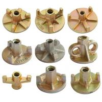 Quality Galvanized wing nut, Гайка фланцевая, flange nut, formwork accessories for sale