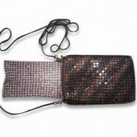 Quality Fashionable Aluminum Pouch for iPhone/Smartphone, Used for Women and Promotional Purposes for sale