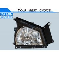 Quality White Color  Isuzu Truck Headlights Unit For NPR 8980098260 Normal Size for sale