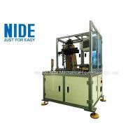 Quality Full automatic single station 4 pole BLDC stator coil winding machine for sale for sale