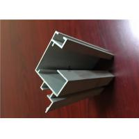 Quality 6061 T5 / T6 Oxidation Of Aluminum Drilling / Extrusion Profiles With Wood Grain / Timber for sale