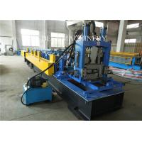 Quality Fast Changable C Z U Purlin Roll Forming Machine for Roofing Truss Any Size for sale