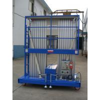 Quality 200Kg Towing Aerial Working Platform with Dual Mast , Explosion Proof Type for sale