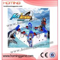 China Hot sale coin operated skill go fishing redemption game machine from China supplier(hui@hominggame.com) on sale
