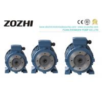China Inner Shaft Asynchronous Three Phase Induction Motor Aluminum Housing Lightweight on sale