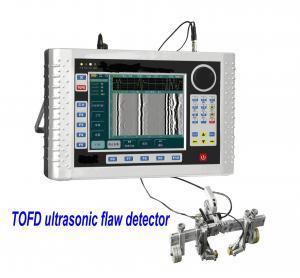 Quality Digital TOFD Ultrasonic Flaw Detector Negative square wave pulse adjustable TOFD400 for sale
