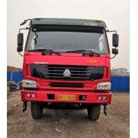 Quality HOWO Brand 20-30T Used Diesel Trucks / Second Hand Tipper Trucks 375hp 2012 Year for sale