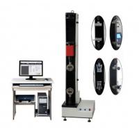 Quality Mechanical Rubber Tensile And Compressive Test Machine 5KN Ball Screw Drive for sale