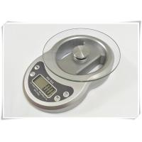 Quality Timer Clock Electronic Kitchen Scales With Low Battery And Overload Alerts for sale