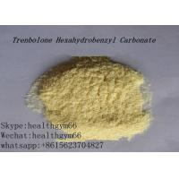 Quality Healthy Parabolan Muscle Building Steroids Tren Hexahydrobenzylcarbonate CAS 23454-33-3 for sale