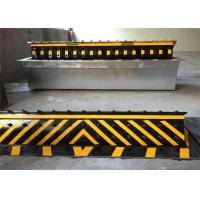 Buy Heavy duty Security Solutions Hydraulic Road Blocker 300mm to 800mm Rising Height at wholesale prices